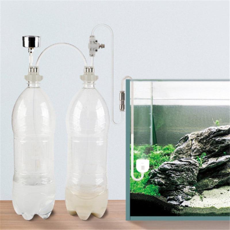 HONGYI Aquatic Equipment D201 DIY CO2 Homemade Carbon Dioxide Generator