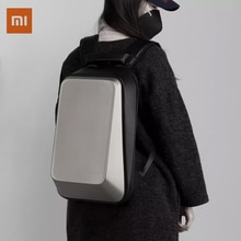 Xiaomi TAJEZZO Norma Backpack CUBE Series Hard Case MacBook Computer Bag Schoolbag Mobile Desktop Waterproof And Anti-Theft