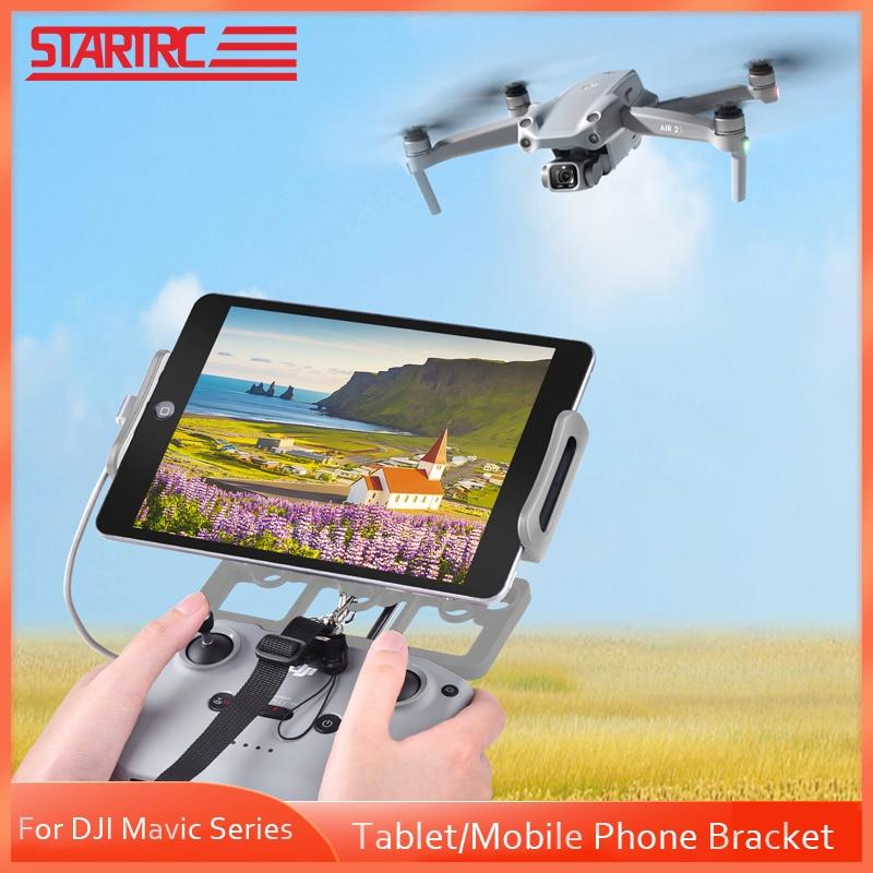 Фото - STARTRC DJI Mini SE Remote Controller Tablet Mount Holder Phone Bracket Stand For DJI Mini 2 Mavic Air 2S Mavic 2 Mini Pro Spark kenko irnd16 для дрона dji mavic mini