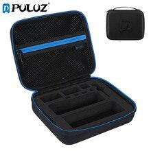 Водонепроницаемая дорожная сумка PULUZ 23x18x7 см, жесткий Контейнер для хранения EVA для DJI OSMO Pocket 2, ручной карданный подвес для камеры