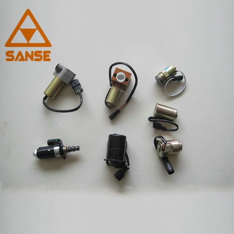 Wholesales 9147260 9098250 low price water solenoid valve for EX200-2-3 EX120-1 made in China enlarge