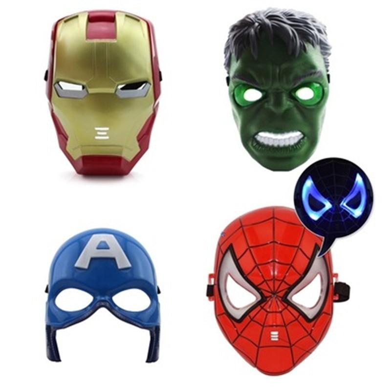 2020 Marvel Avengers 3 Age of Ultron Spiderman Hulk Black Widow Vision Ultron Iron Man Captain America Action Figures Model Toys