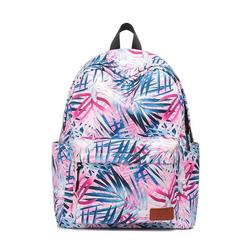 Femmes voyage sac à dos nouvelle mode filles femme école sac à dos Style chaud