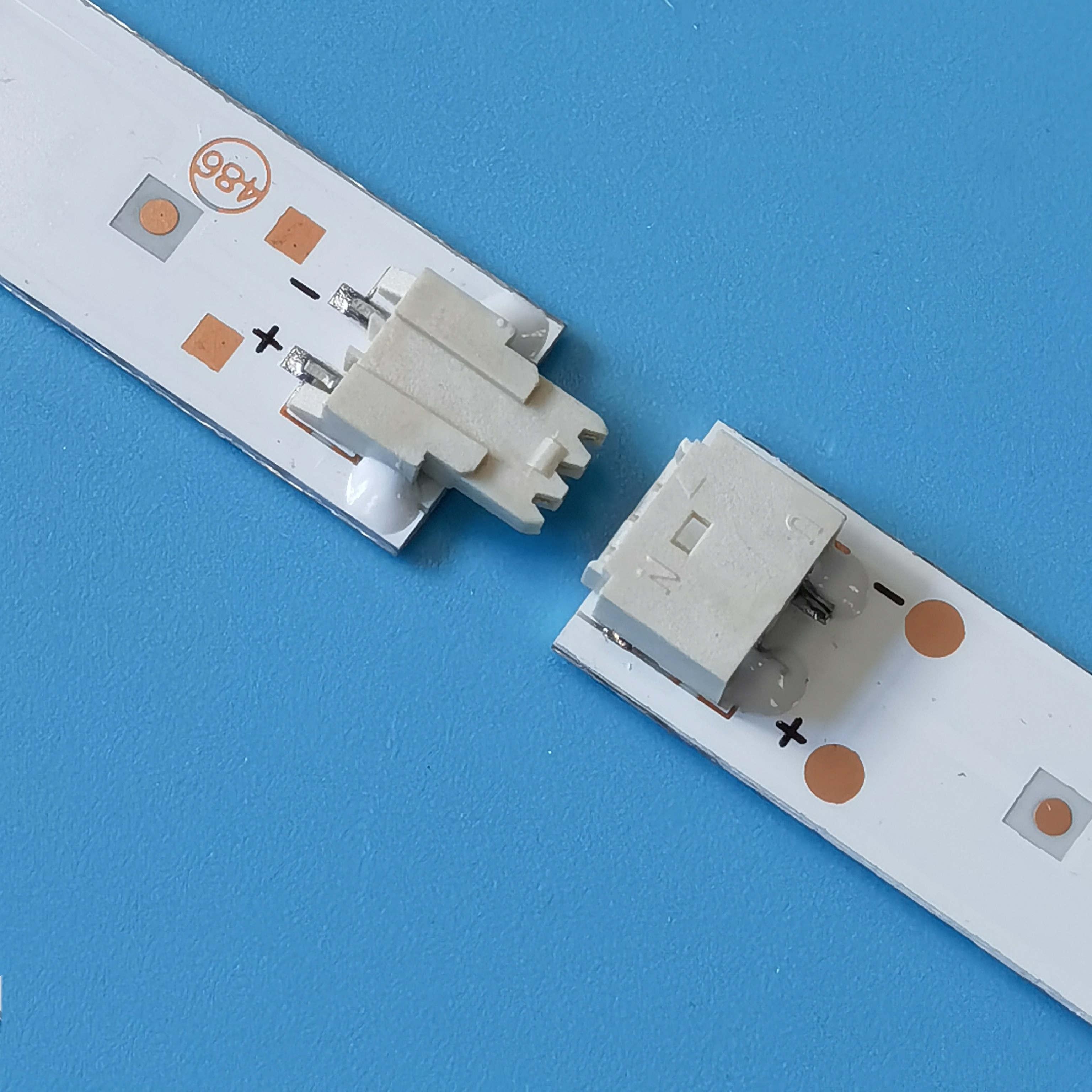 60pcs LED Backlight Lamp strip For  UA60F6088AJ 2013SVS60 UN60FH6300 UN60H6103 LM41-00001L LM41-00001M BN96-29074A BN96-29075A enlarge