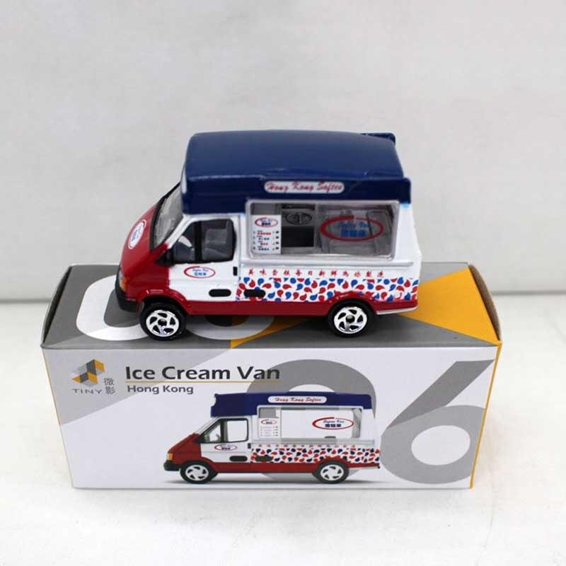 164 proporcja Hong Kong Regal lody pojazd odlew stopu odlewania lody model samochodu dorosłych dzieci zabawki dla chłopców boutique prezent