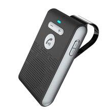 Dans la voiture bluetooth kit mains libres pare-soleil sans fil haut-parleur multipoint mains libres haut-parleur manos libres SP08