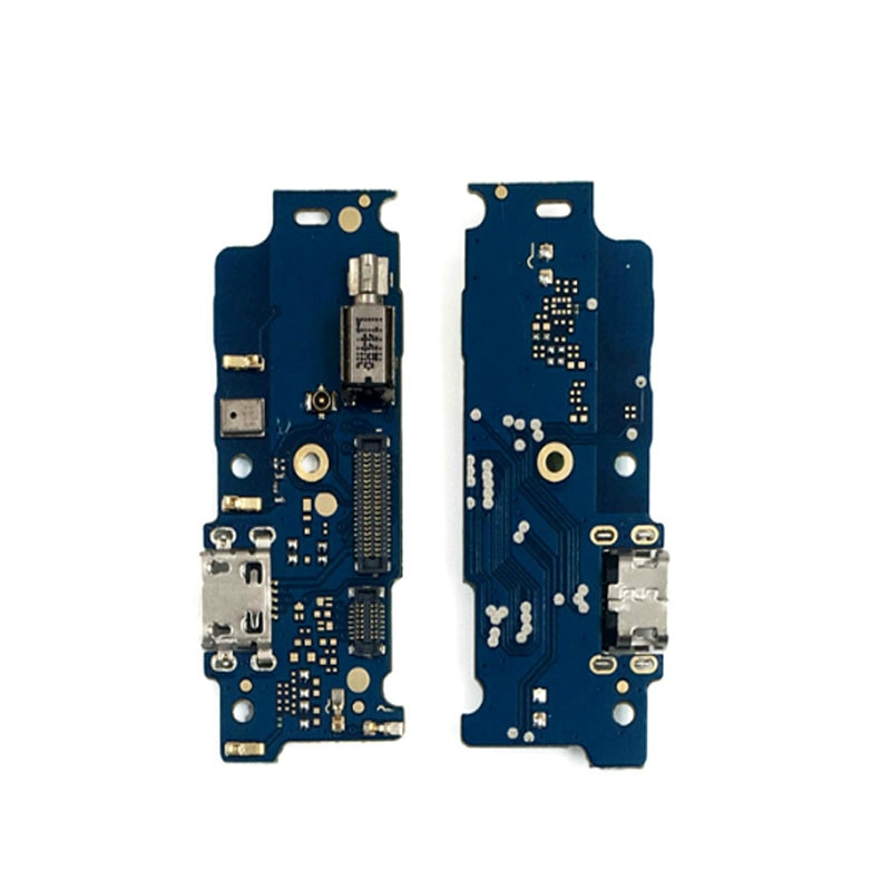 Nuevo para Motorola MOTO E4 XT1762 XT1772 puerto de carga USB, puerto de conector de carga, placa de piezas de reparación de Cable Flex
