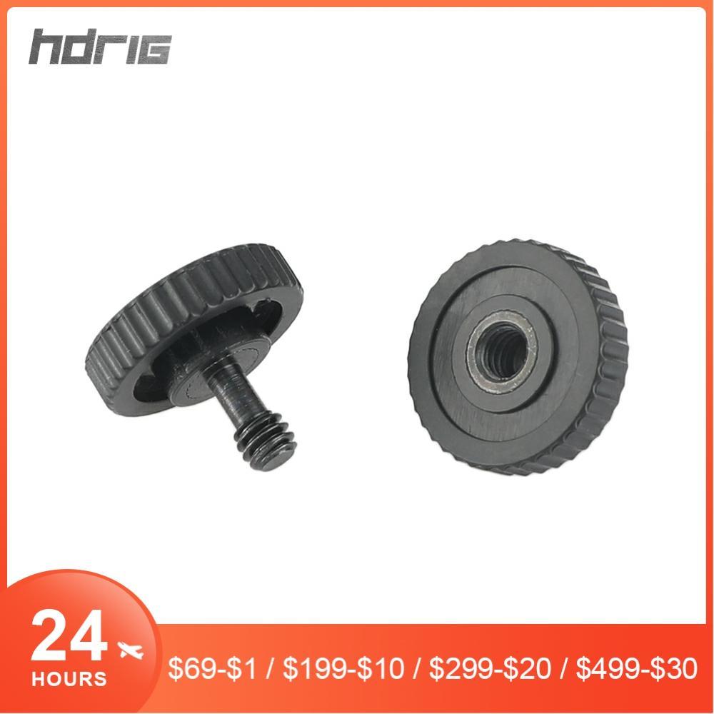 Винтовой Адаптер HDRiG с наружной резьбой 1/4 дюйма на внутреннюю резьбу 1/4 дюйма для штативов устройств с наружной резьбой 1/4 дюйма 1/4 дюйма