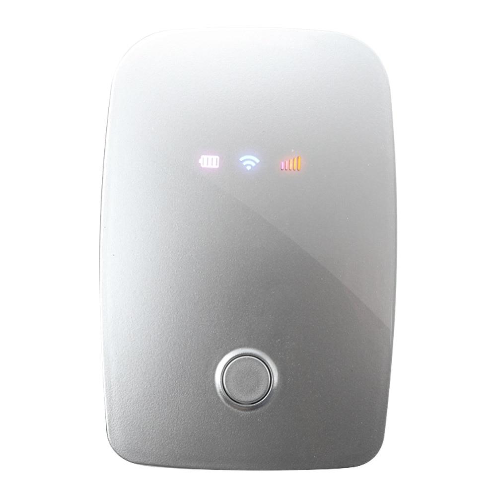 Extensor de 100Mbps de bolsillo de banda ancha Hotspot móvil desbloqueado 4G LTE para viajes al aire libre Router Wifi portátil Modem inalámbrico de alta velocidad