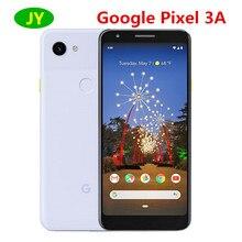 Neue Google Pixel 3A 3a Handy 4G LTE 4GB RAM 64GB ROM 5,6 inch Snapdragon 670 octa Core 12,2 MP 8MP NFC Smartphone