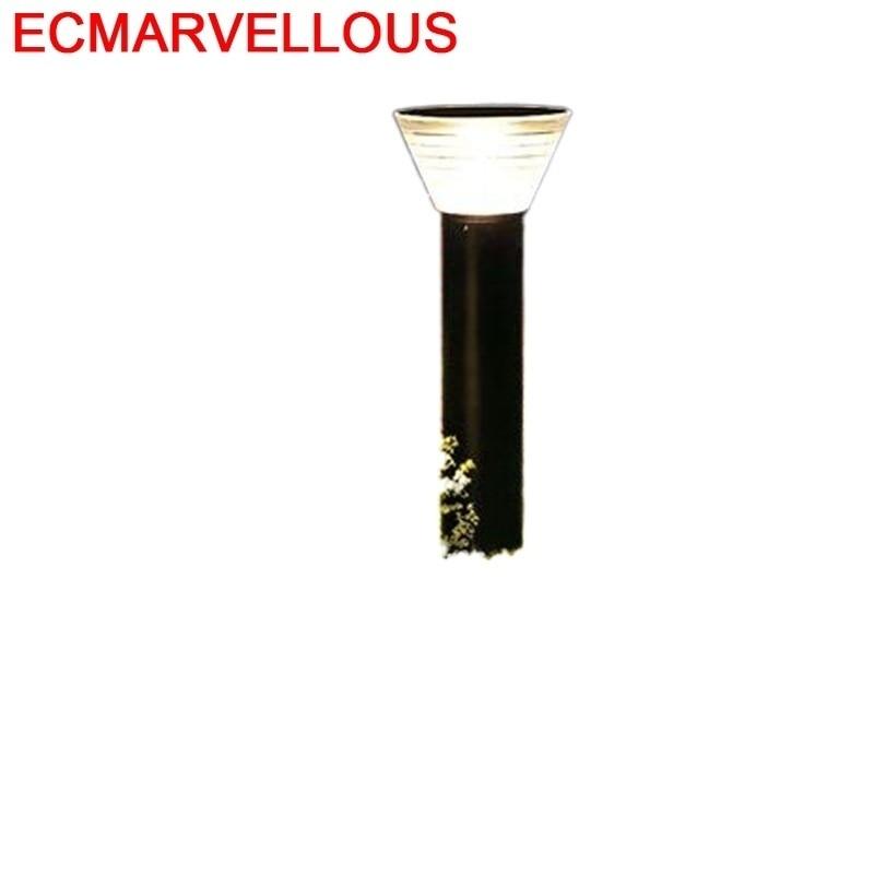 Aydinlatma-Lámpara De luz LED Exterior Para jardín, iluminación Exterior Para jardín