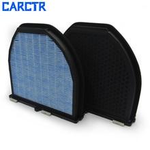 Nouveau filtre de cabine externe de climatiseur efficace pour Mercedes pour Benz classe C W204/C204/S204 pour classe E filtre de cabine 1 pièces