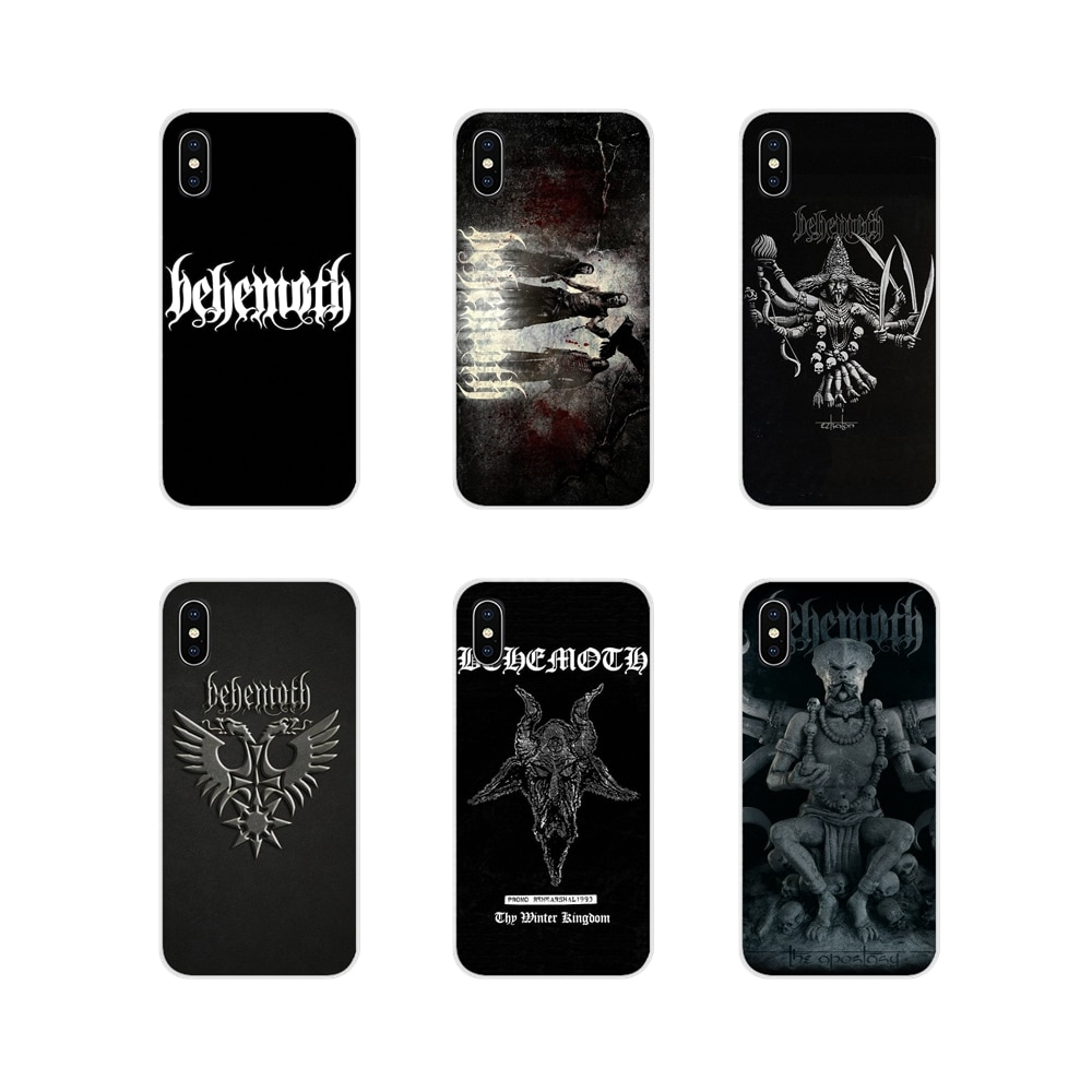 Acessórios capa de telefone capas banda beemote para apple iphone x xr xs 11pro max 4S 5S 5c se 6s 7 8 plus ipod touch 5 6