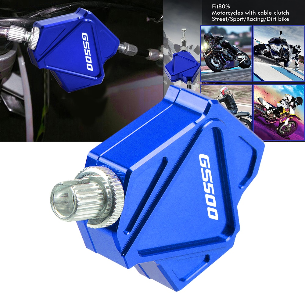 For SUZUKI GS500 GSXS125 GSXS125 ABS GSXS 125 2017-2018 2019 Motorcycle Accessories Aluminum Easy Pull Stunt Clutch Lever System