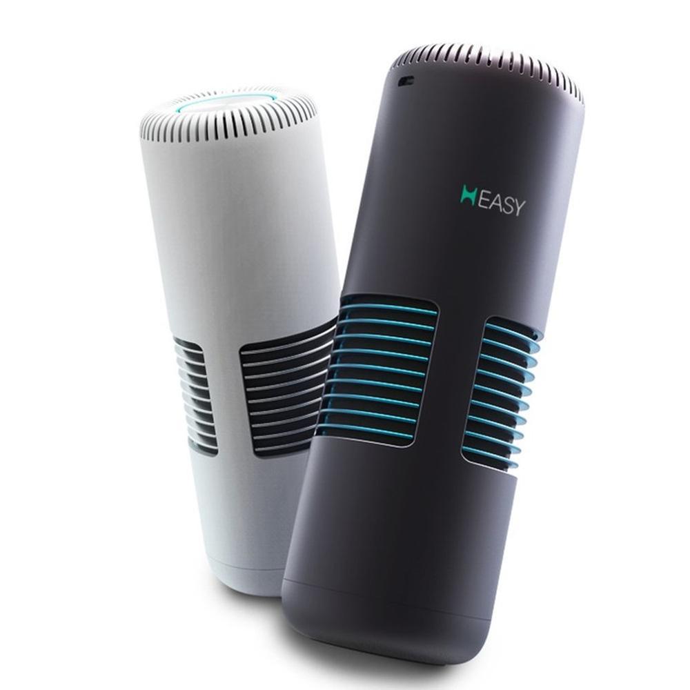 Purificador de aire con filtro HEPA purificador de aire fresco Anion Sensor infrarrojo Sensor de aire limpiador de aire mejor para la oficina del hogar del coche Dropshiping