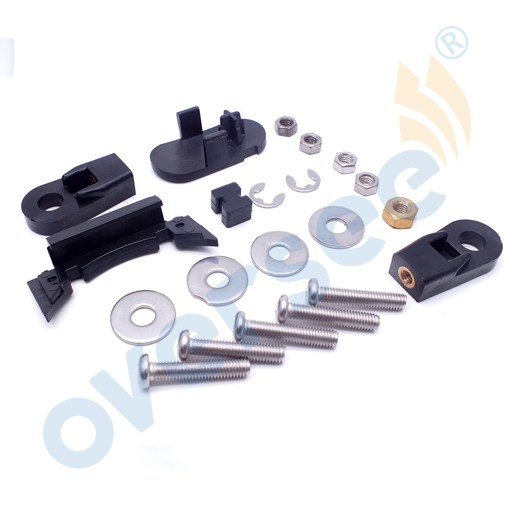 704-48205-P1-00 Fit For Yamaha New OEM Binnacle  Top Console Mount Boat Remote Control Box 704-48205-P1 enlarge