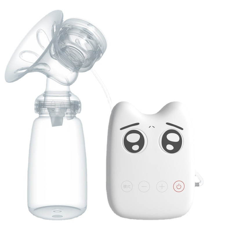 Молокоотсос Real Bubee, Электрический молокоотсос с питанием от USB