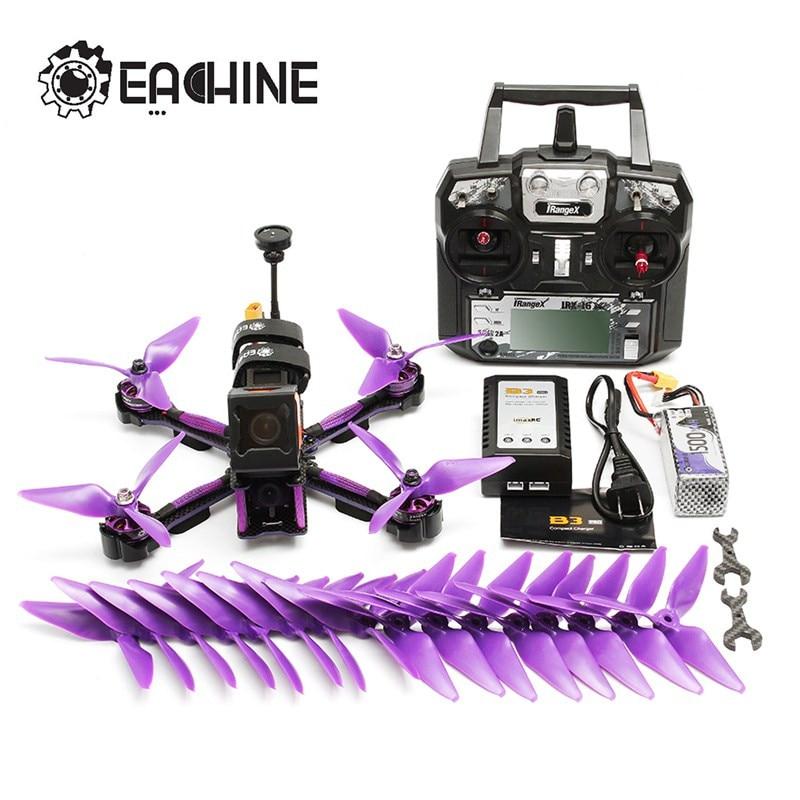 Assistente x220s fpv racer rc drone com/f4 5.8g 40ch 30a dshot600 800tvl ccd cam flysky FS-i6X FS-A8S receptor rtf/arf