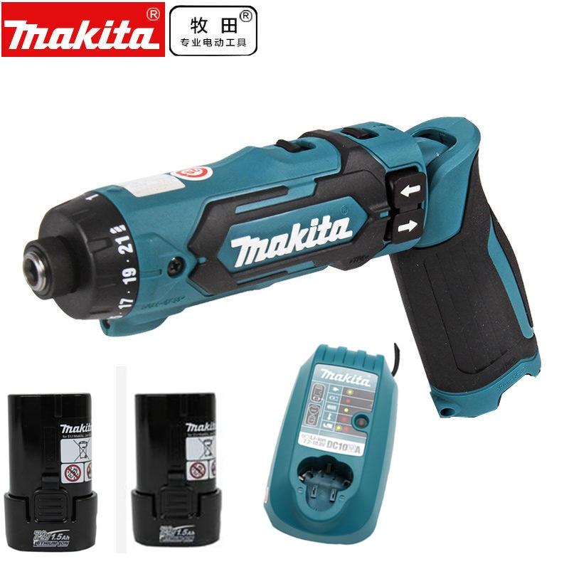 ماكيتا-قلم لاسلكي DF012DSE DF012D ، مشغل تأثير ، 7.2 فولت ، BL0715