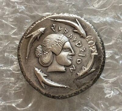 Тип #26 греческие монеты нестандартного размера