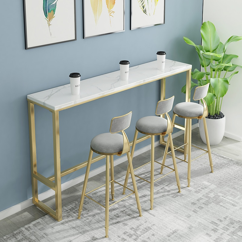 blue bar chairs furniture shop ktv music art museum teaching stools free shipping furniture retail wholesale household chair Chair solid wood bar chair modern simple high stool household chair bar stool bar chair bar stools  bar stools modern