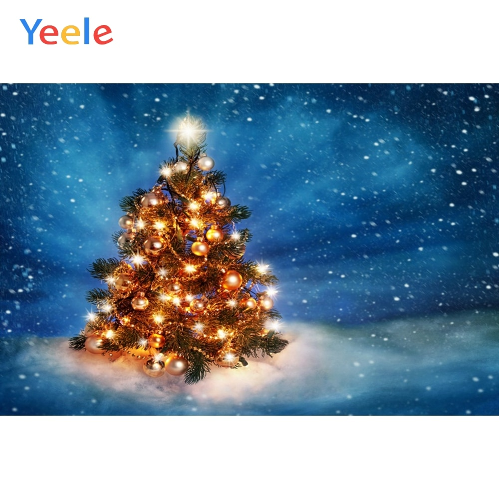 wedding background the blue sky and white clouds party photo backdrops tree flower chair background for photographic studio Christmas Tree Light Starry Sky Glitter Home Decoration Backdrop Photography Custom Photographic Background For Photo Studio