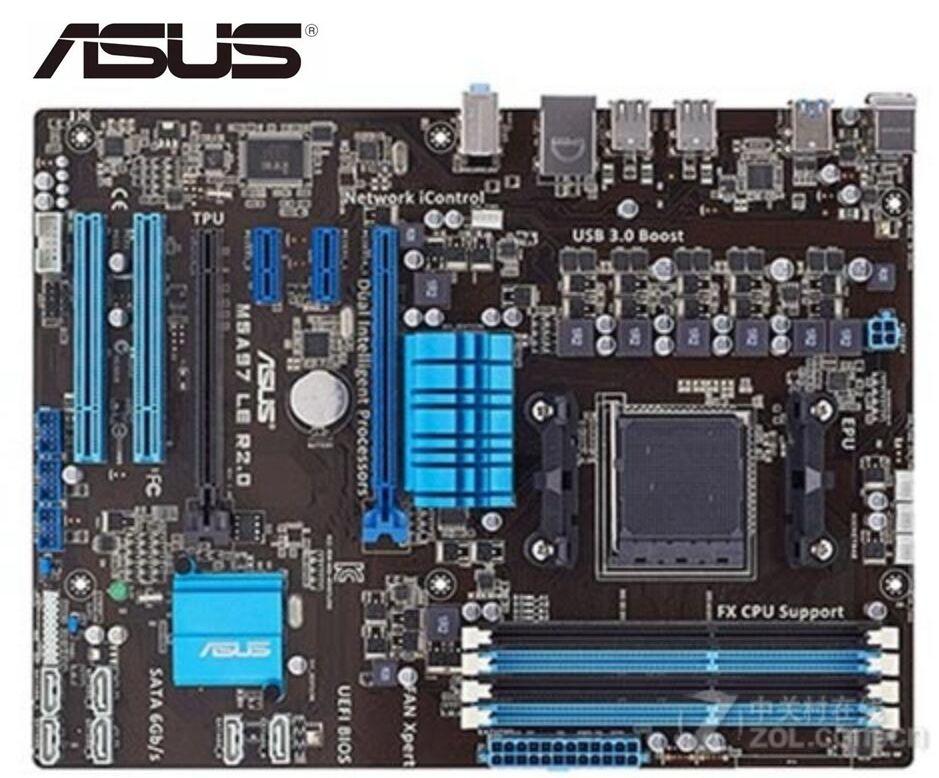 Zócalo de placa base para ordenador de escritorio ASUS M5A97 LE R2.0,...