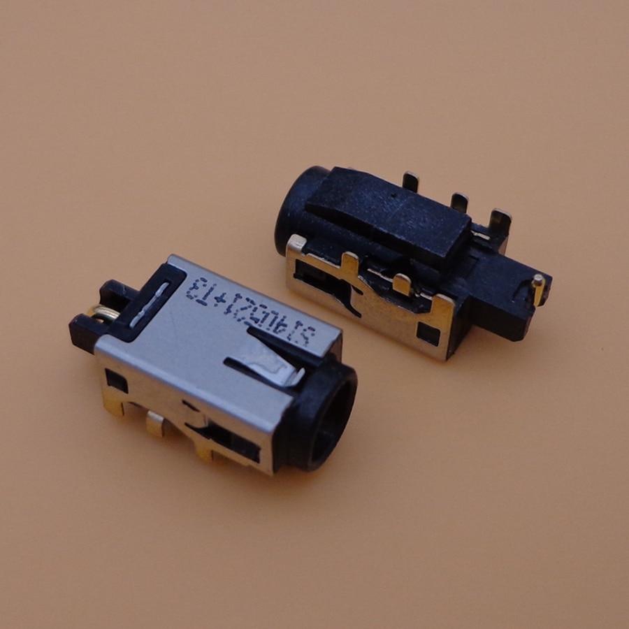 5 uds. Para ASUS D553M F553MA X453MA X553 X553M X553MA puerto de carga toma de corriente CC conector
