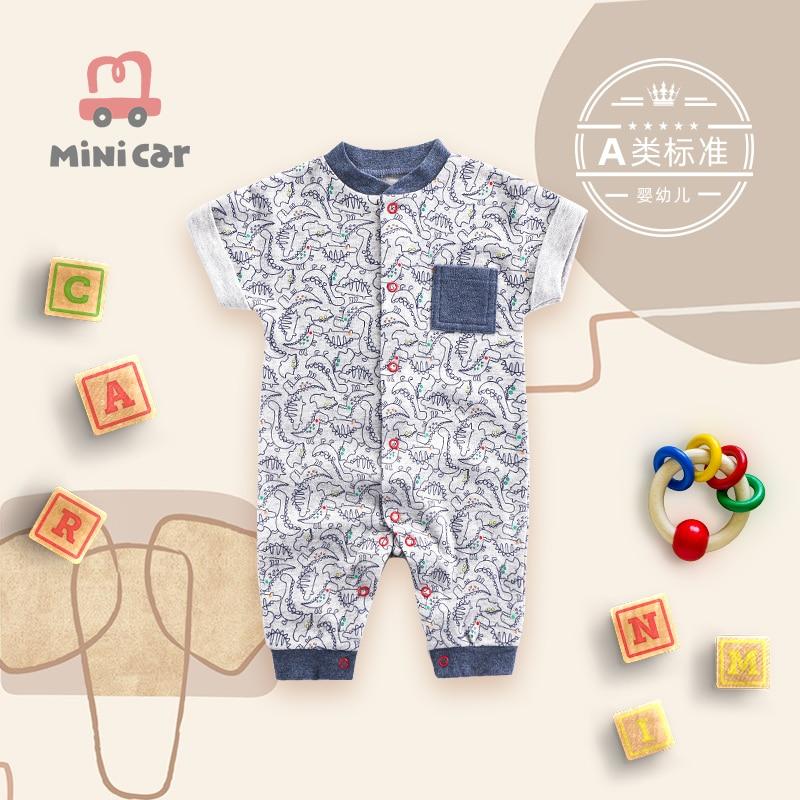 Одежда для новорожденных летнее боди для мальчиков