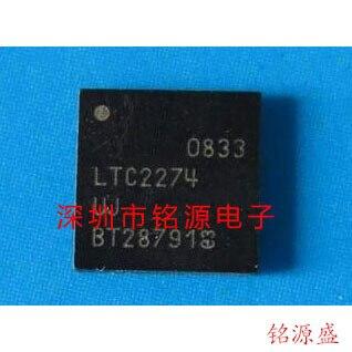 Free shipping   LTC2274CUJ LTC2274 QFN40    10PCS