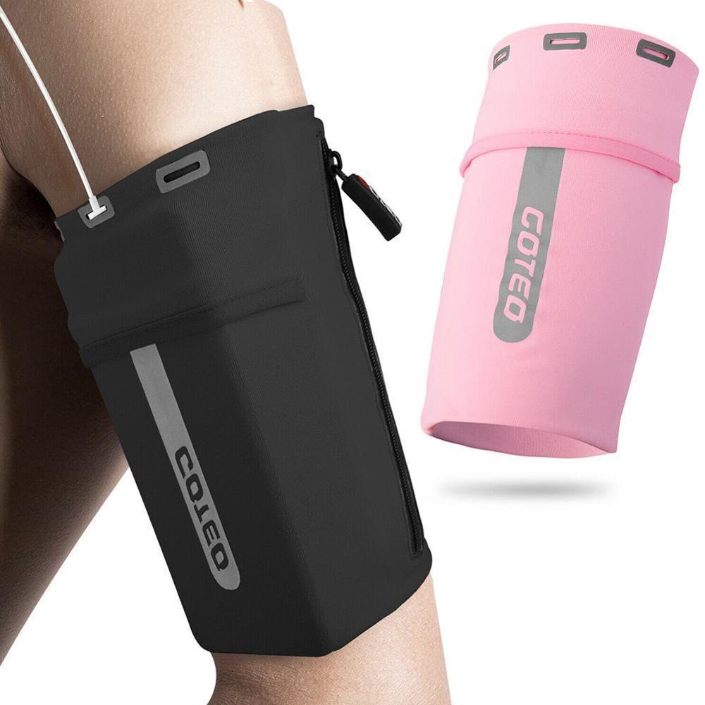 تشغيل الهاتف المحمول الذراع حقيبة الرياضة الهاتف شارة حقيبة مقاوم للماء تشغيل الركض قضية غطاء حامل آيفون سامسونج