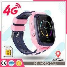 Y95 children's watch smart Kids GPS 4G waterproof boys With Sim Card Photo Waterproof IP67 Kids Gift