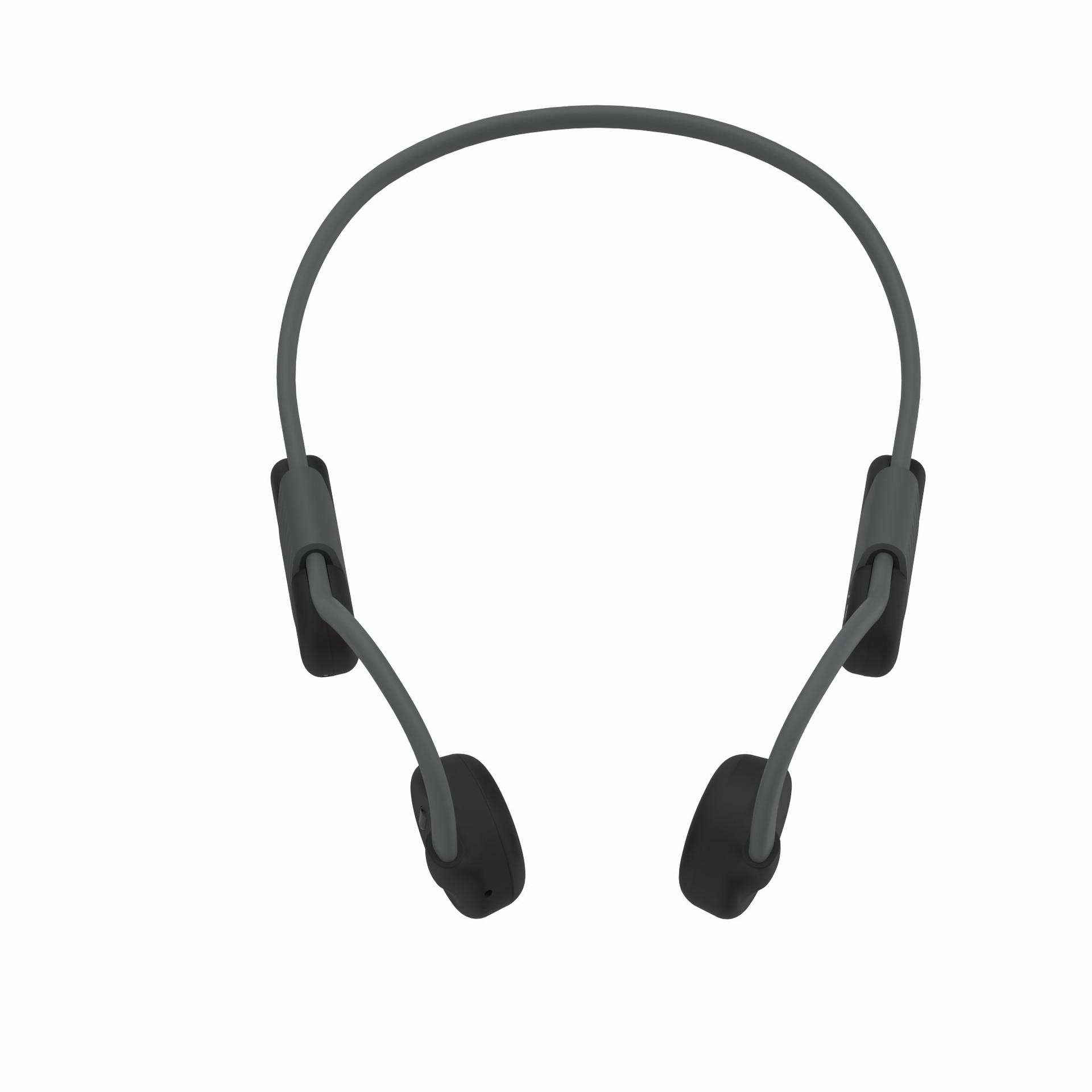 سماعة رأس بخاصية البلوتوث لتوصيل العظام ملابس مريحة الاستماع للأغاني الرد على المكالمات الهاتفية جودة عالية HiFi جودة الصوت