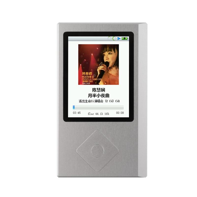 Zishan Z4 2.5/4.4mm Balanced Music Player Bluetooth 5.1 Module MP3 DAP Dual ES9038Q2M Chip HIFI Port