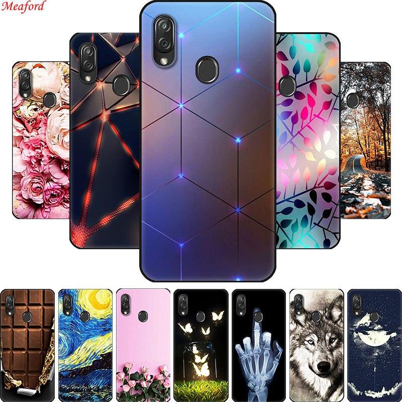 Popular caso para nokia 7.2 caso macio silicone telefone preto capa traseira para nokia 6.2 caso coque capa funda para nokia 7.2 6.2 caso