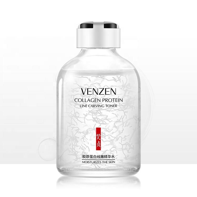 VENZEN Improve skin dullness essence liquid repair facial skin moisturizing skin toner anti-wrinkle Moisturizing face Serum