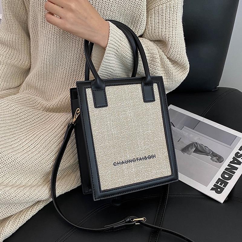 YOLE حقيبة حمل أنيقة للنساء جديدة عالية الجودة الفاخرة تصميم العلامة التجارية حقائب كروسبودي عادية الكورية نمط السيدات حقيبة يد