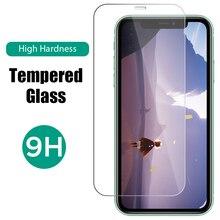 Anti-scratch Tempered Glass Iphone 12 Mini Screen Protector Protective Glass Iphone 11 Screen Protec