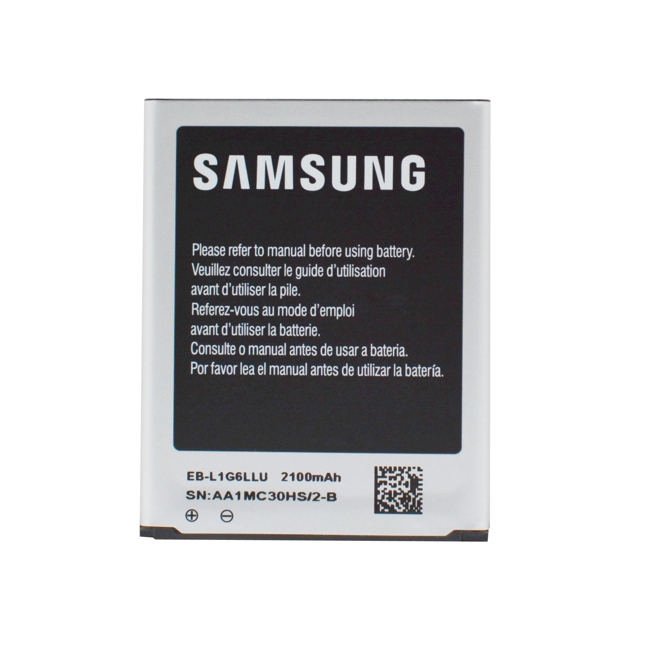 20pcs/lot Samsung S3 Battery EB-L1G6LLU For Galaxy S3 I9300 I9308 I535 L710 Phone Replacement Batteria akku 2100mAh enlarge