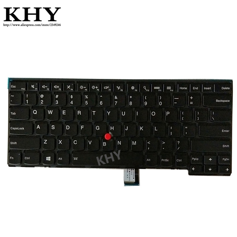 New US IND Backlit Keyboard For ThinkPad L440 L450 L460 T440 T440P T431S T440S T450 T450S T460 04X0101 04X0139 00HW837 01AX310