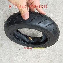De alto rendimiento 8 1/2X2 (50-134) neumáticos 8,5 pulgadas bebé carretilla neumático de moto eléctrica tubo interior 8 1/2*2