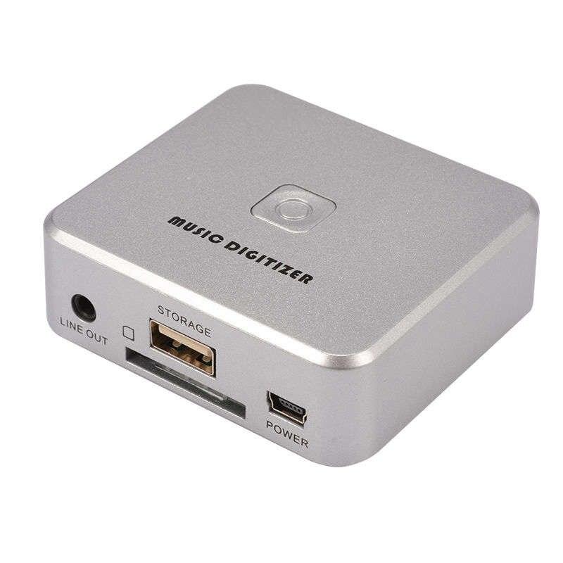 Usb De Captura De Áudio Gravador de Fitas Cassete Para Mp3/Giratórias Para Mp3 Conversor Adaptador Caixa de Música Digitador Plugue Da Ue