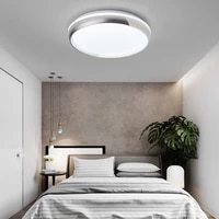 modern round bedroom led ceiling lamp living room study dining room chandelier factory direct ceiling chandelier