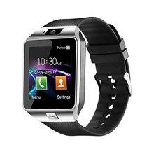 Dz09 스마트 터치 스크린 블루투스 스포츠 음악 전화 카메라 smartwatch 웨어러블 시계 smartwatch for iphone android