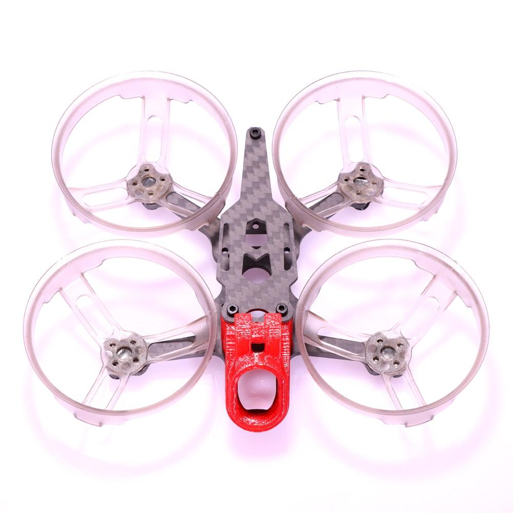 AlfaRC Buzzbee98 V2 98mm Wheelbase 2 Inch Frame Kit for RC Drone Support Runcam/FOXEER/CADDX.US 1104 1106 1204 1303 Motor Accs enlarge
