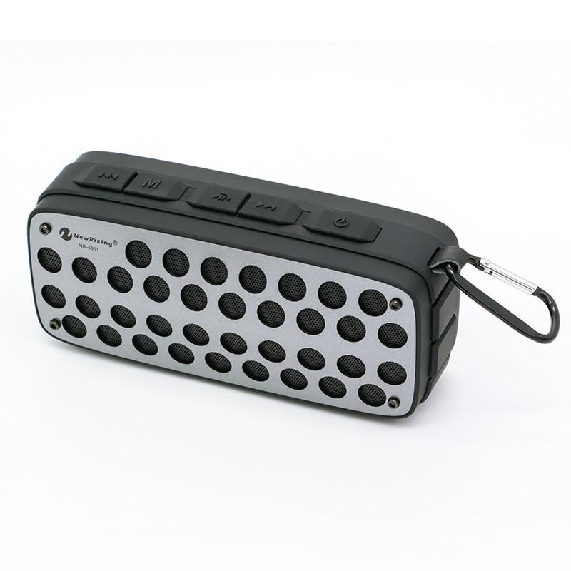 NR4011 Bluetooth głośnik bezprzewodowy rower do jazdy na świeżym powietrzu bezprzewodowy Mini przenośny hak głośnik audio do telefonu komórkowego