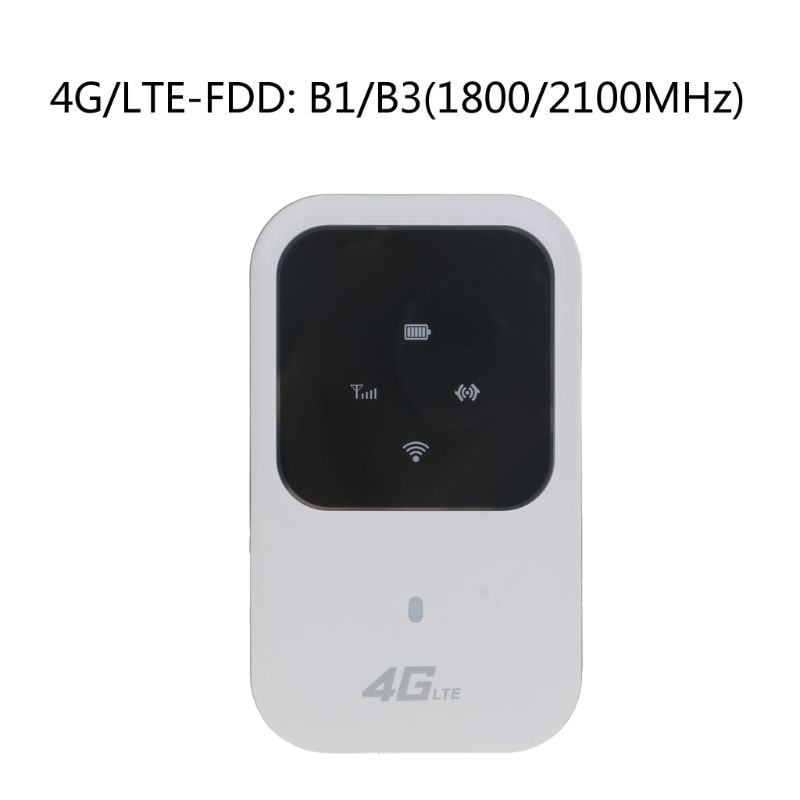 Unlocked 4G Wifi Router 3G 4G Lte Portable Wireless Pocket Wifi Mobile Hotspot Car Wifi Router with Sim Card Slot