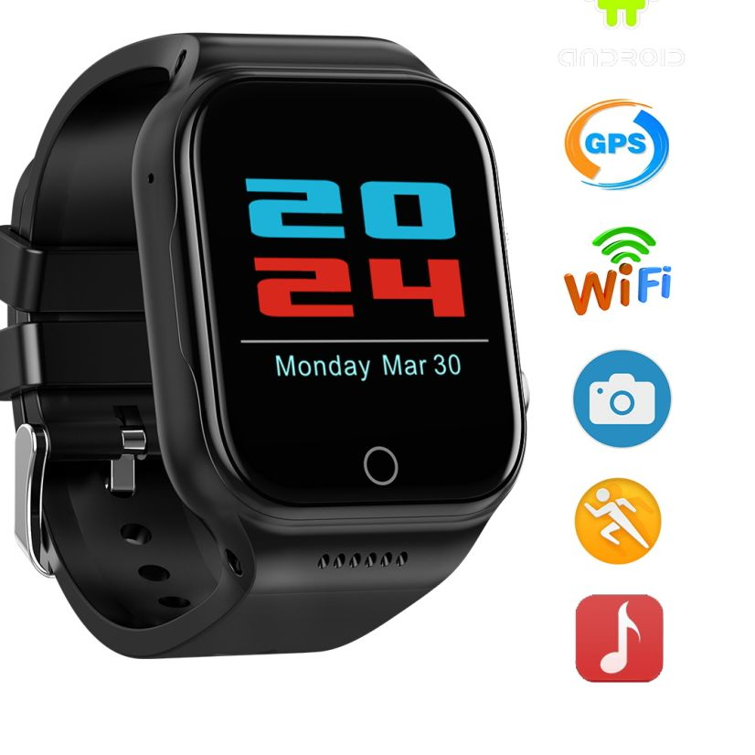 Promo X89 Smart Watch 1.54Inch android 5.1 MTK6580 Quad Core Bluetooth Electronics 3g SmartWatch with Battery 600MA GPS Wifi watch