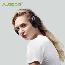 Ausdom ANC7S Aktive Noise Cancelling Bluetooth Kopfhörer HiFi Stereo Tiefe Bass Wireless Headset für TV Computer Telefon