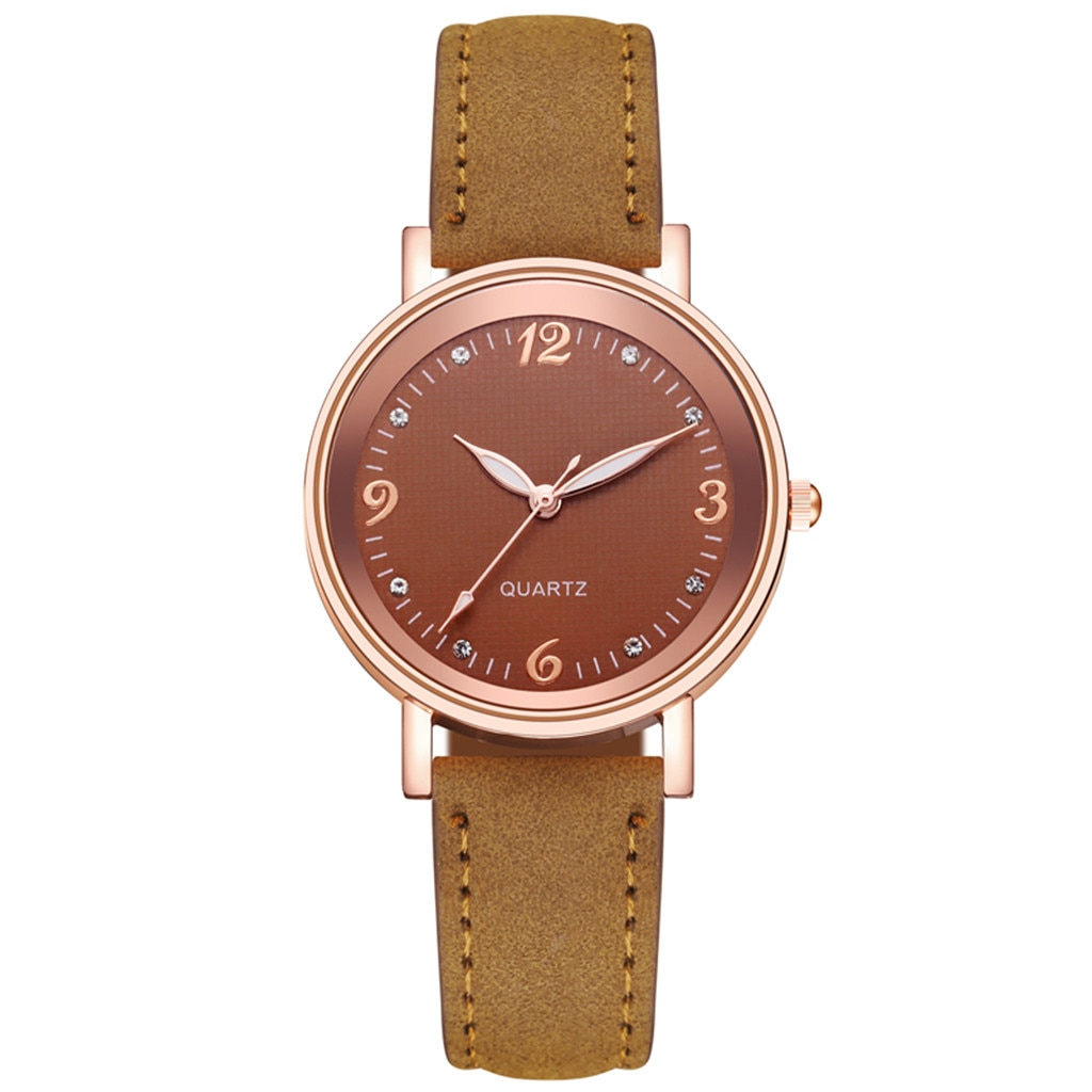 Luxury Watches Quartz Watch Stainless Steel Dial Casual Bracele Watch Luxurious Temperament Business